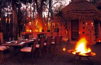 Honeymoon in Bostwana, Africa